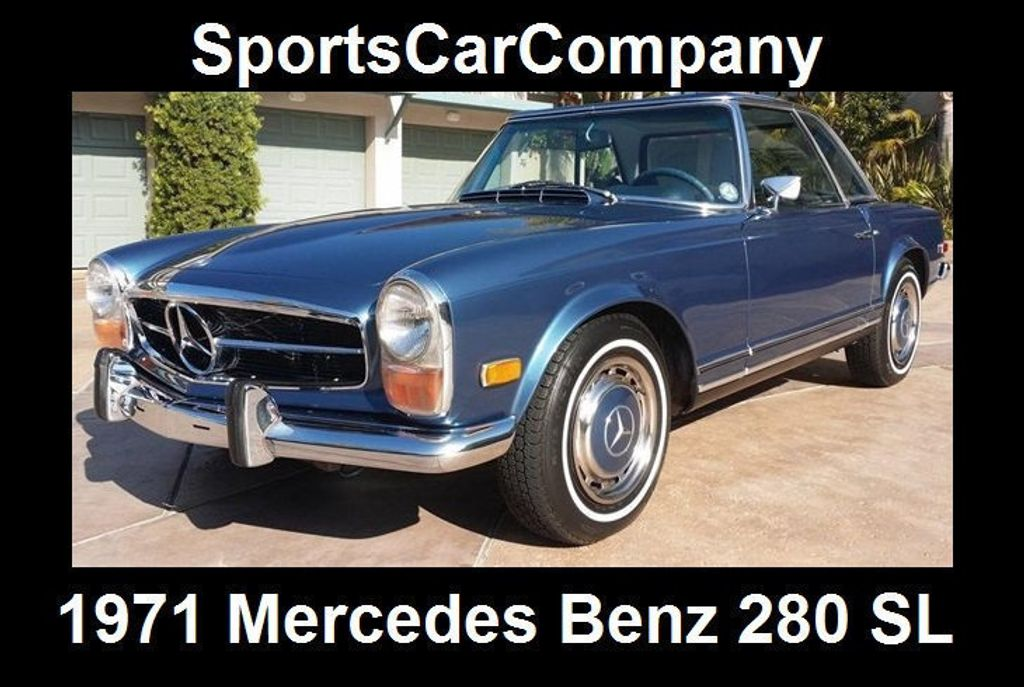 1971 Mercedes-Benz 280 SL  - 15561758 - 81