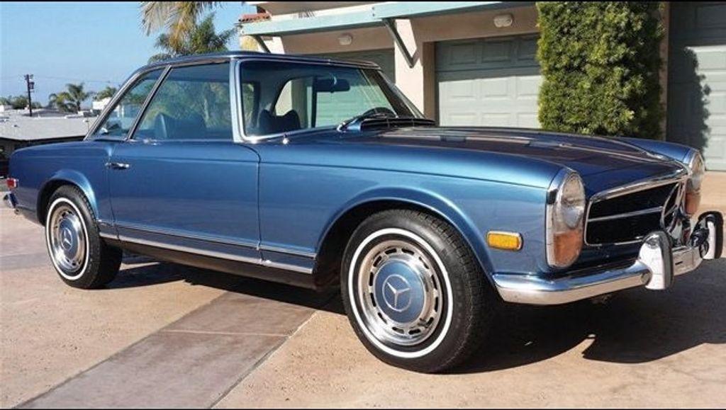 1971 Mercedes-Benz 280 SL  - 15561758 - 8