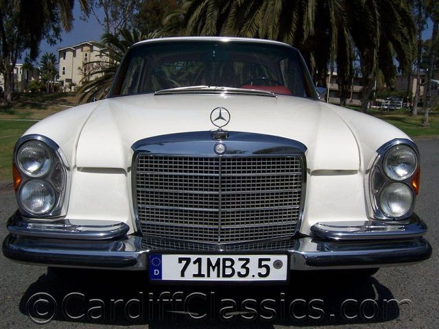 1971 used mercedes benz 280se 3 5 coupe 4 speed manual at for Mercedes benz san diego county
