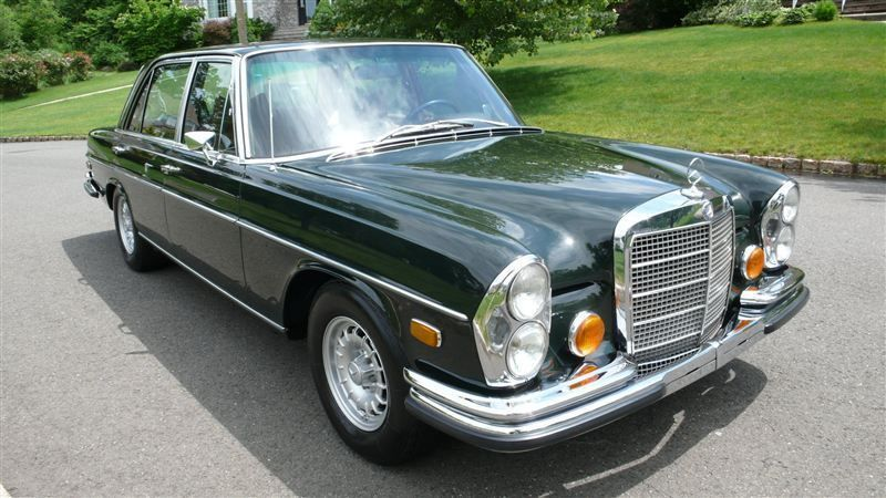1971 used mercedes benz 300sel 6 3 at find great cars for Used mercedes benz nj