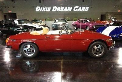 1971 MG MGB SOLD Convertible