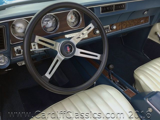 1971 Oldsmobile 442 CONVERTIBLE Convertible for Sale