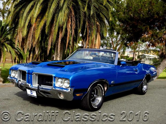 1971 used oldsmobile 442 w30 convertible at cardiff classics serving