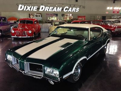 1971 Oldsmobile 4-4-2 SOLD Coupe