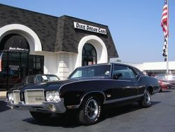 1971 Oldsmobile CUTLASS - 342571R124414