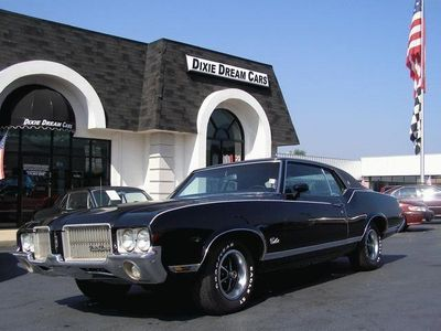 1971 Oldsmobile CUTLASS SOLD Coupe