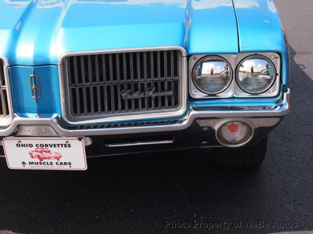 1971 Used Oldsmobile Cutlass Supreme 2dr Convertible at WeBe Autos Serving  Long Island, NY, IID 19137179