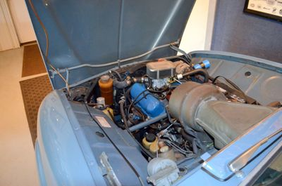 1971 Saab 95 SW  - Click to see full-size photo viewer