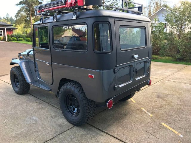 1971 Toyota FJ40 Land Cruiser Fresh Restoration! Power Steering, V8, New Tires and Seats! - 16272440 - 8