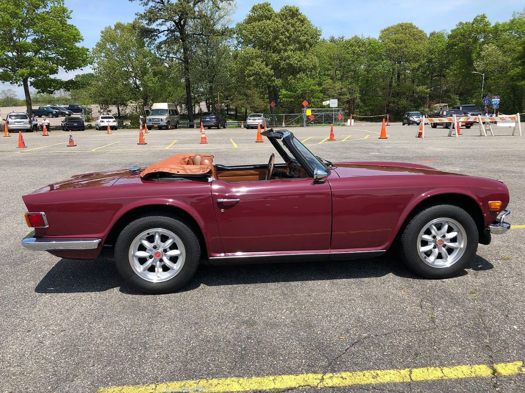 1971 Used Triumph TR6 For Sale at WeBe Autos Serving Long Island, NY, IID  17401967