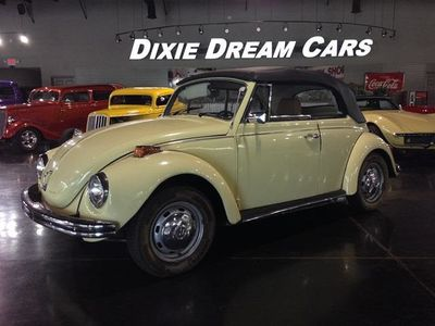 1971 Volkswagen Beetle SOLD Convertible