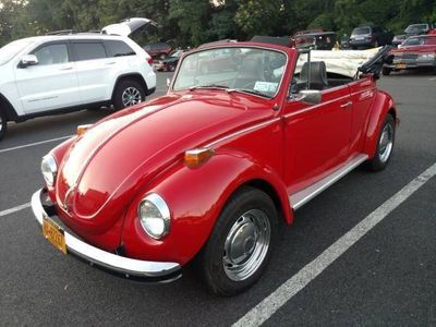 1971 Volkswagen Beetle Convertible  Coupe