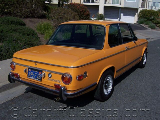 Used BMW Tii COUPE ORIGINAL SPEED CAR At Cardiff - 1972 bmw 2002 tii
