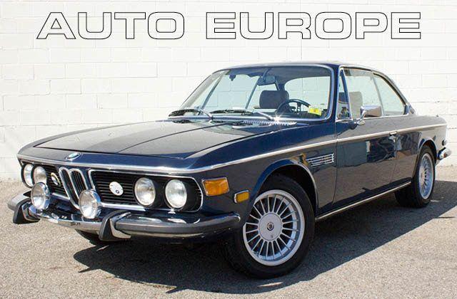 1972 BMW 3.0 CS 1972 BMW 3.0CS