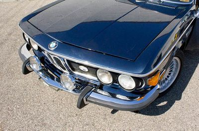1972 BMW 3.0 CS 1972 BMW 3.0CS - Click to see full-size photo viewer