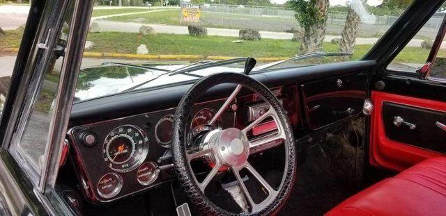 1972 Chevrolet C10 SB Custom