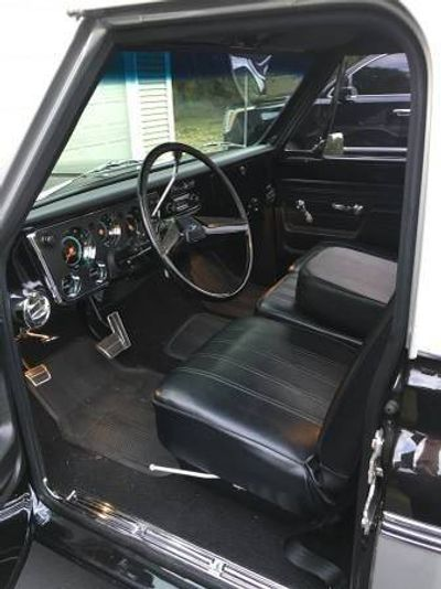 1972 Chevrolet C/K 10 Series  - Click to see full-size photo viewer