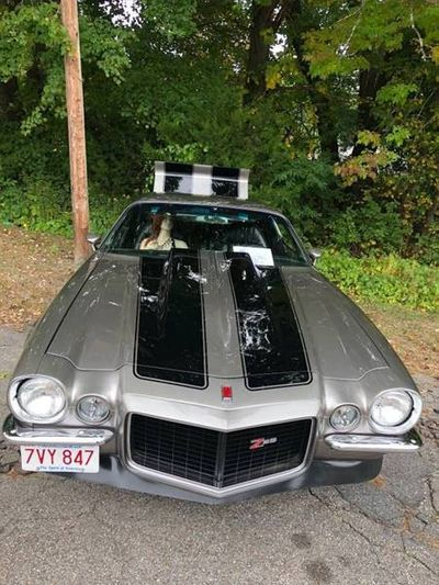 1972 Chevrolet Camaro  - Click to see full-size photo viewer