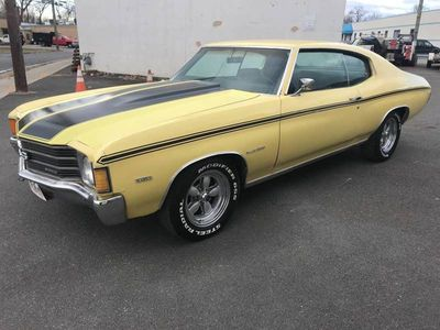 1972 Chevrolet Chevelle  - Click to see full-size photo viewer