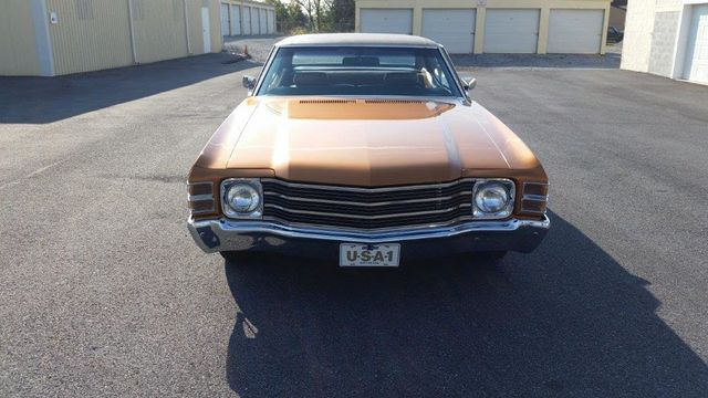 1972 Chevrolet Chevelle Malibu - Click to see full-size photo viewer