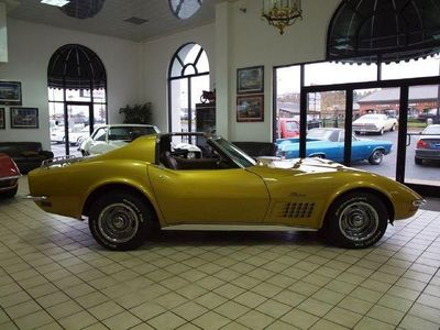 1972 Chevrolet Corvette SOLD Coupe