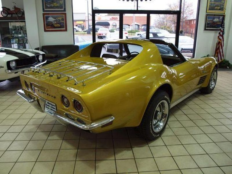 1972 Chevrolet Corvette SOLD Coupe - 1Z37K2S514203 - 9