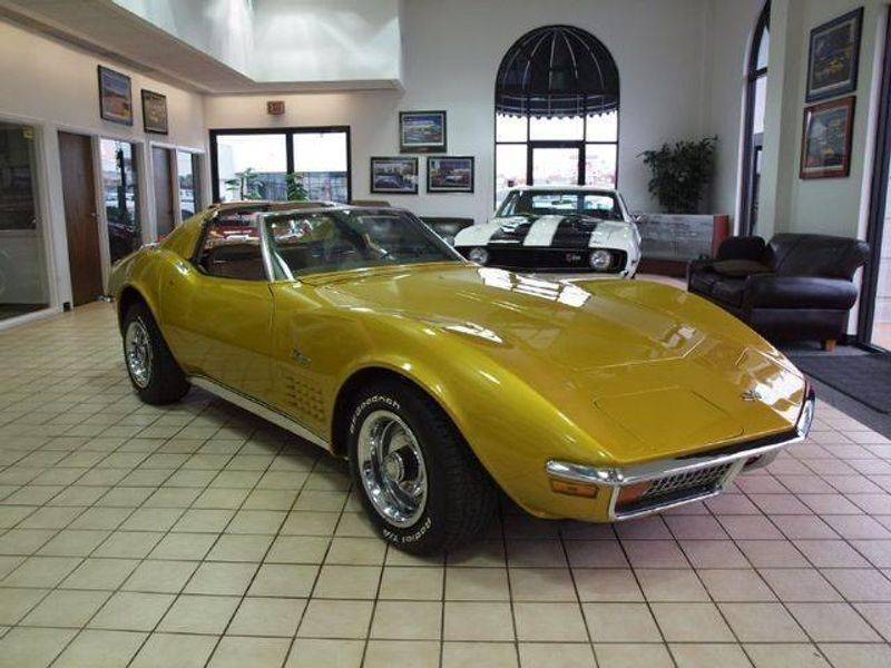 1972 Chevrolet Corvette SOLD Coupe - 1Z37K2S514203 - 10