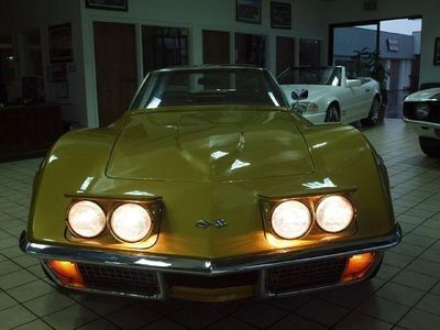 1972 Chevrolet Corvette SOLD - Click to see full-size photo viewer