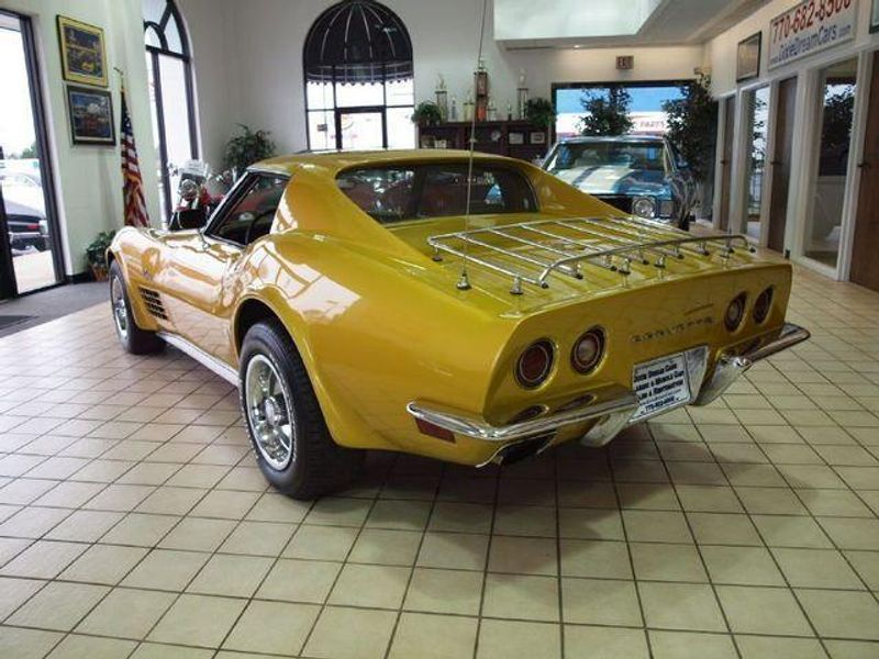 1972 Chevrolet Corvette SOLD Coupe - 1Z37K2S514203 - 1
