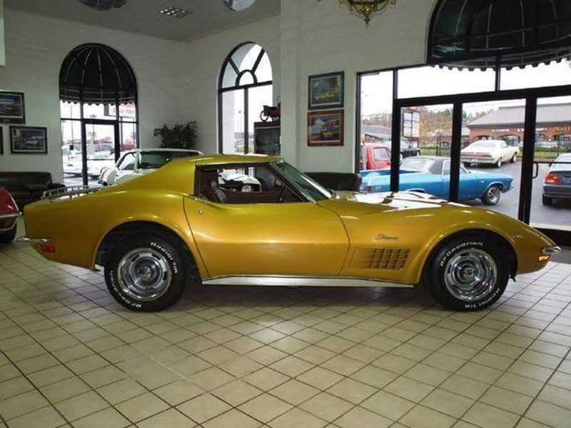 1972 Chevrolet Corvette SOLD Coupe - 1Z37K2S514203 - 4