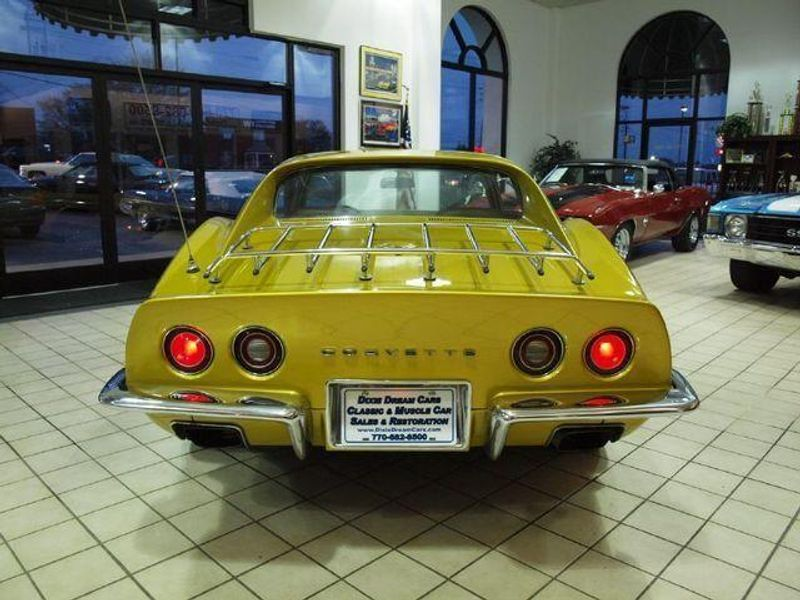 1972 Chevrolet Corvette SOLD Coupe - 1Z37K2S514203 - 49