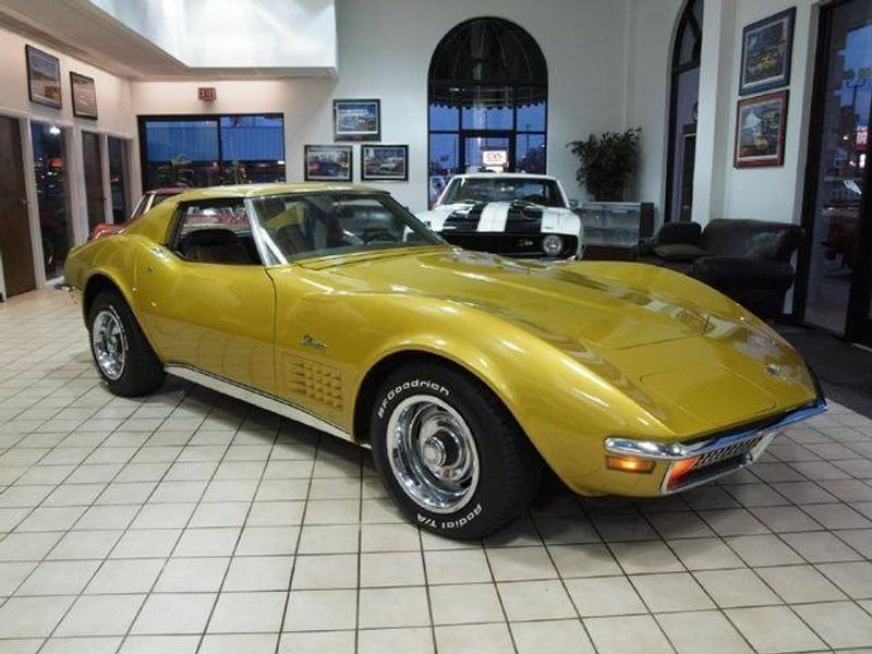 1972 Chevrolet Corvette SOLD Coupe - 1Z37K2S514203 - 51