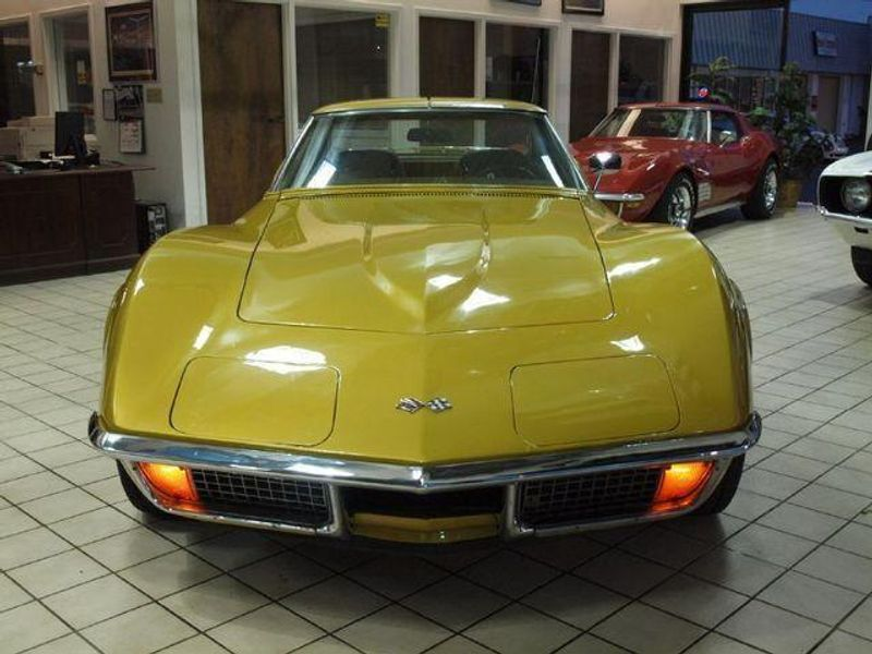 1972 Chevrolet Corvette SOLD Coupe - 1Z37K2S514203 - 52