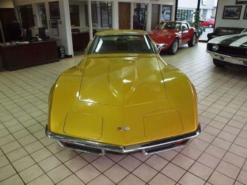 1972 Chevrolet Corvette SOLD Coupe - 1Z37K2S514203 - 5