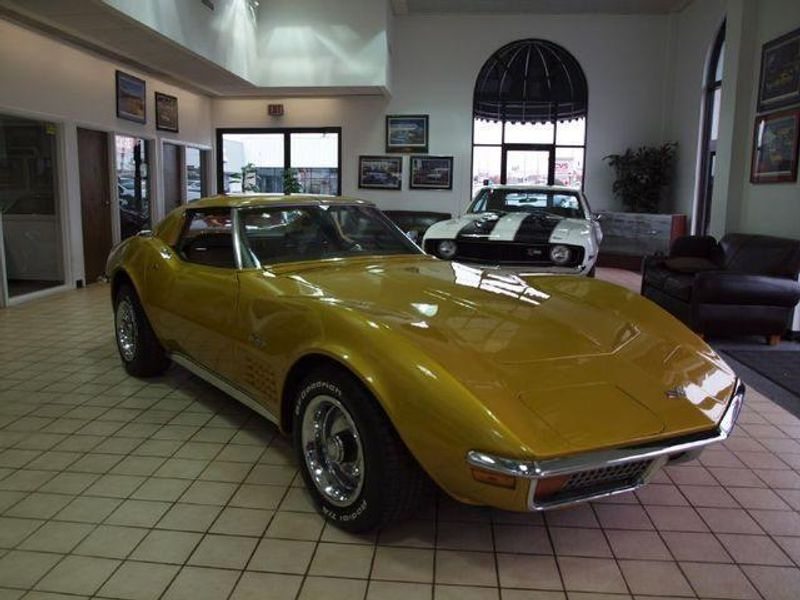 1972 Chevrolet Corvette SOLD Coupe - 1Z37K2S514203 - 6
