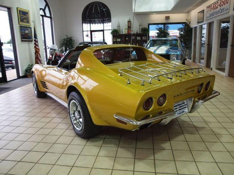 1972 Chevrolet Corvette SOLD Coupe - 1Z37K2S514203 - 7
