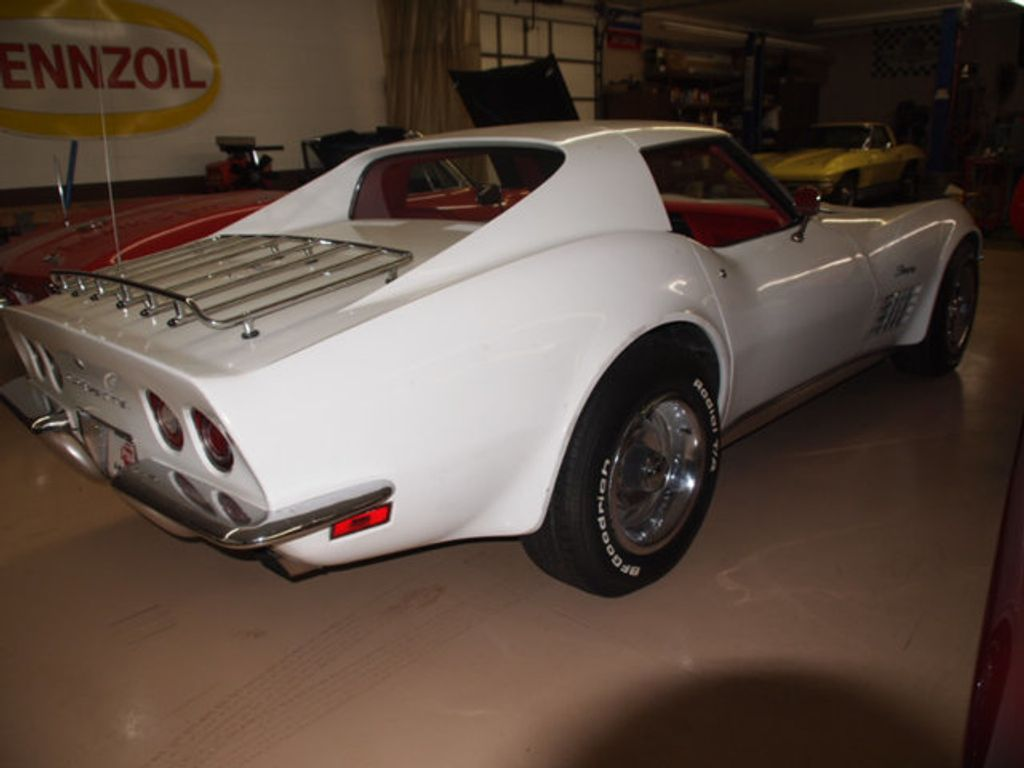 1972 Chevrolet Corvette Stingray - 17344308 - 0
