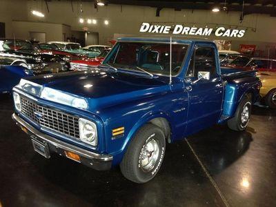 1972 Chevrolet C-10 SOLD Truck