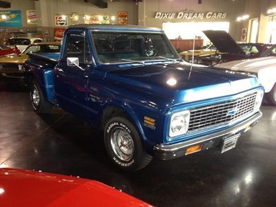 1972 Chevrolet C-10 SOLD - Click to see full-size photo viewer