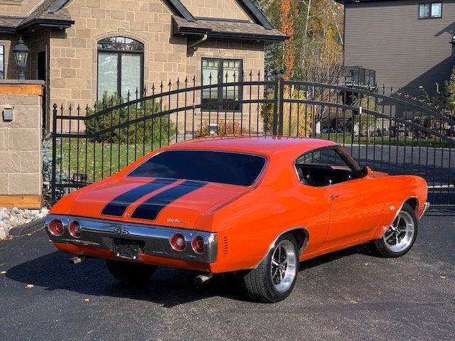 1972 Chevrolet Chevelle Sin Precio De Reserva Ebay