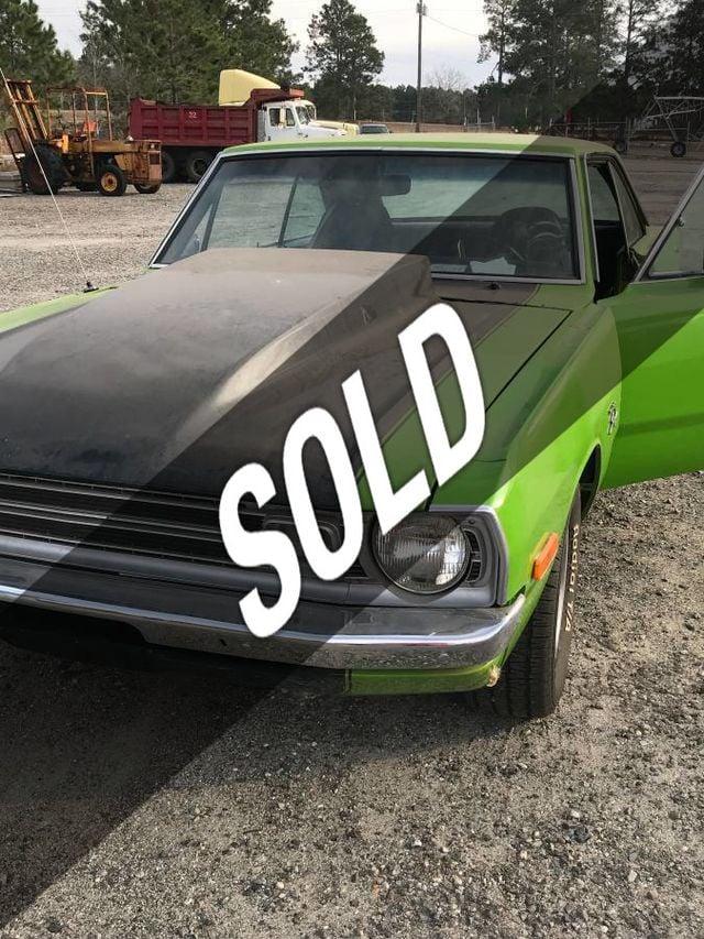 1972 Dodge Dart Swinger For sale Coupe for Sale Riverhead, NY - $17,995 -  Motorcar com