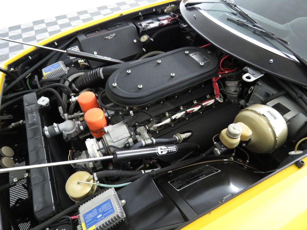1972 Ferrari Daytona  - 18837913 - 25