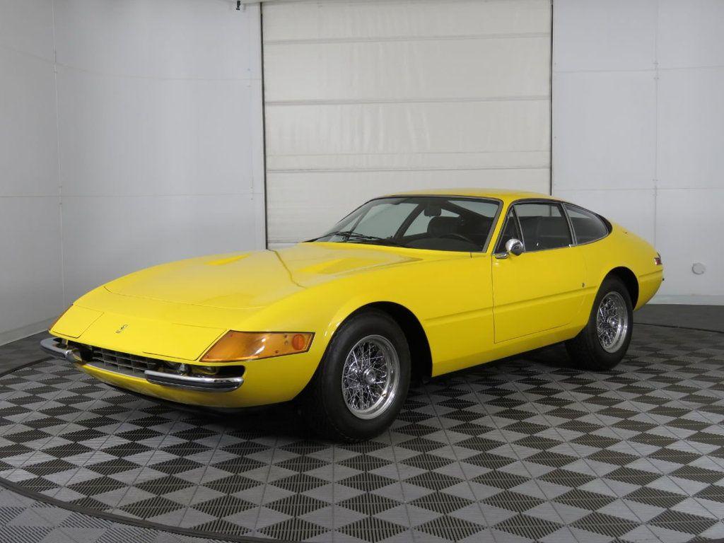 1972 Ferrari Daytona  - 18837913 - 2