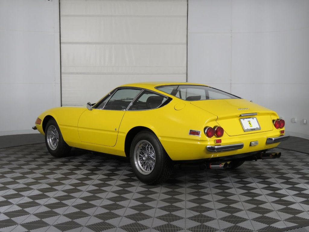 1972 Ferrari Daytona  - 18837913 - 4