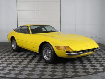 1972 Ferrari Daytona  Coupe