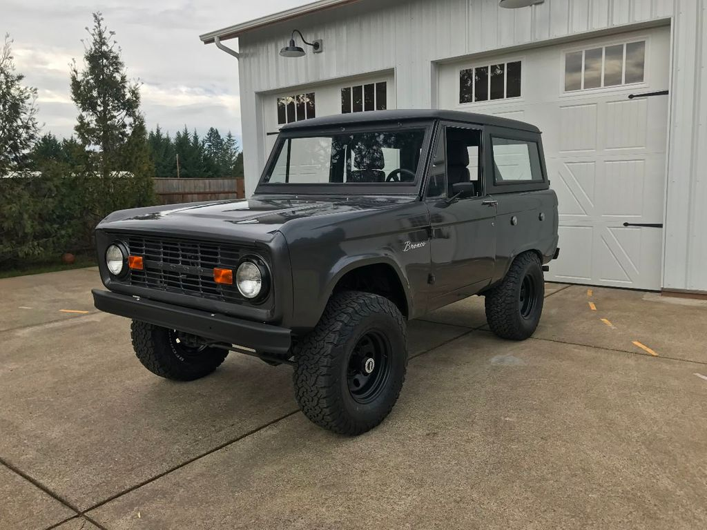 1972 Ford Bronco  - 16272333 - 1