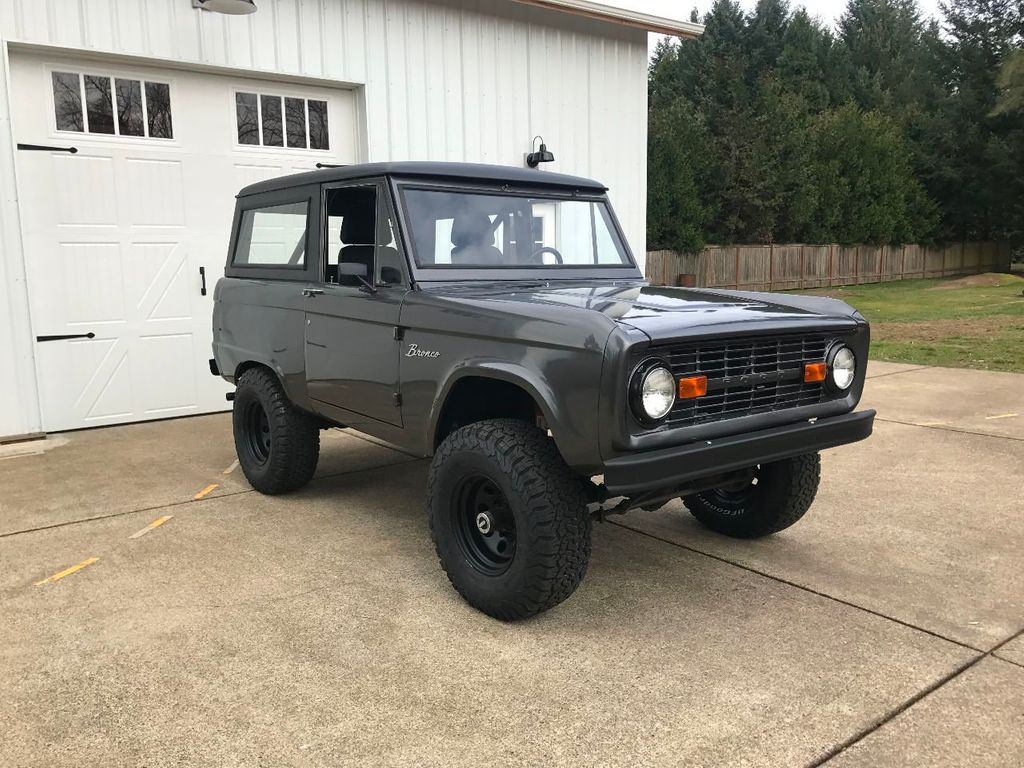 1972 Ford Bronco  - 16272333 - 2