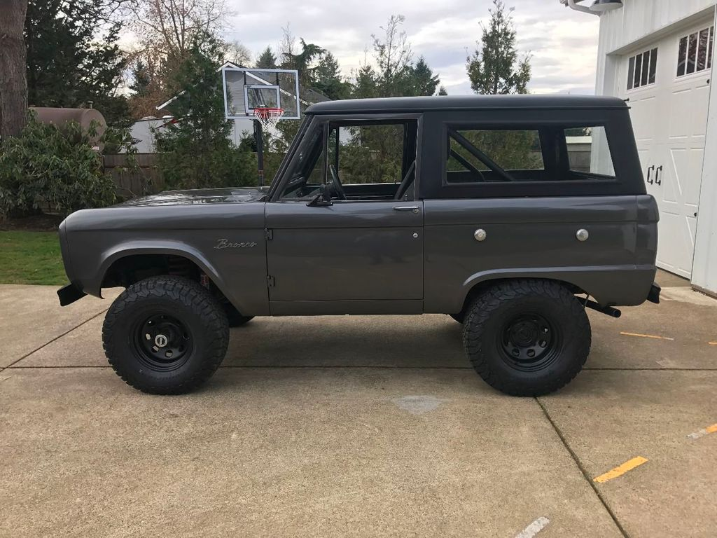 1972 Ford Bronco  - 16272333 - 4