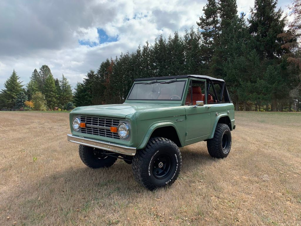 1972 Ford Bronco  - 17886094 - 1