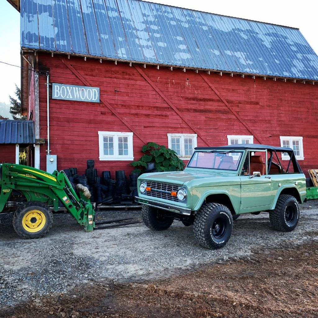 1972 Ford Bronco  - 17886094 - 2